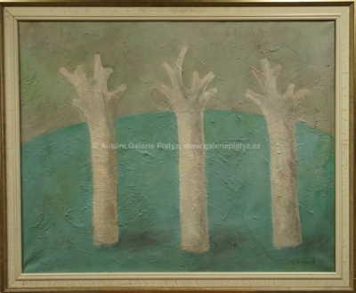 Vladimír Komárek - Tři stromy