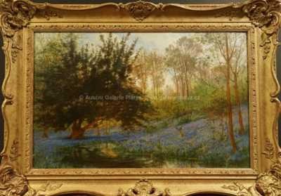 Karel Langer - Rozkvetlé břehy