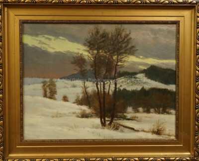 Rudolf Linhart - Podvečer na Vysočině