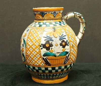Keramika - Habánský džbán