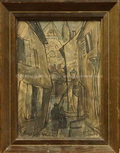 František Emler - Chartres