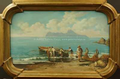 Antonino Leto - Rybáři