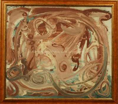 Andrej Bělocvětov - Abstraktní hlava