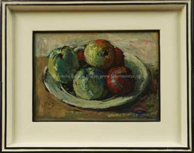 František Bukáček - Jablka