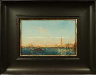 Charles-Clement Calderon - Benátky