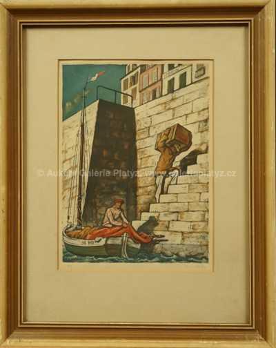 Cyril Bouda - Námořníci