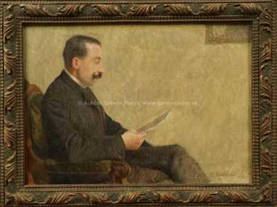 Branko Radulović - Nad dopisem
