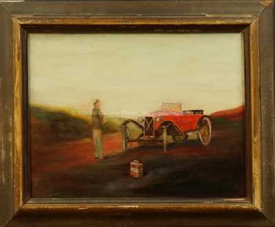 Neznačeno - Muž a automobil