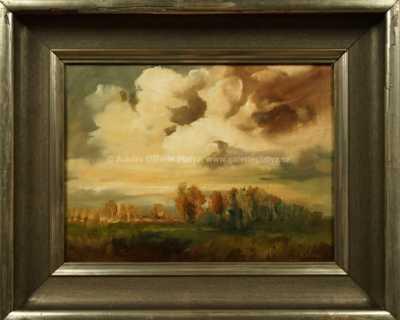 Viktor  Rolín - Podzimní bouře