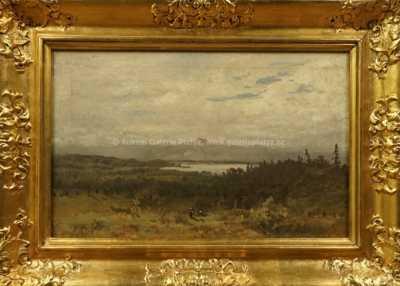 Karel Kubinský - U jezera