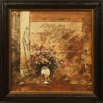Jan Kristofori - Abstraktní motiv