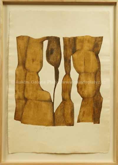 Antonín Kybal - Abstrakce