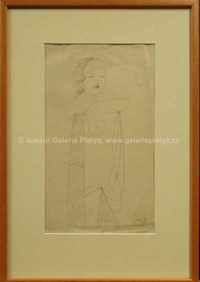 Alois Wachsmann - Dívka