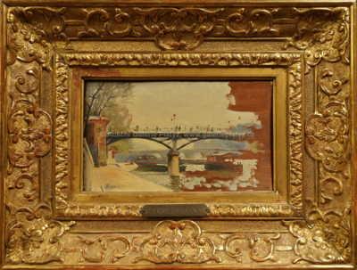 Pierre Delaunay - Na břehu řeky