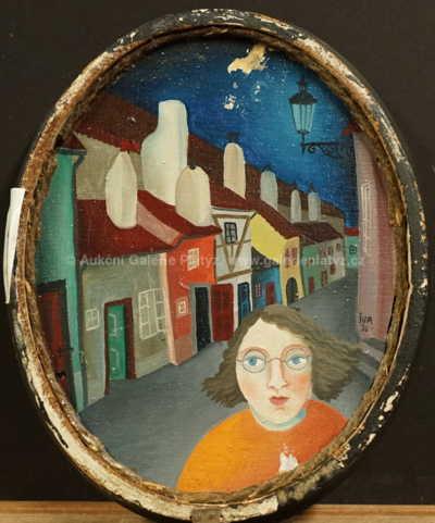 Iva Hüttnerová - Ve Zlaté uličce