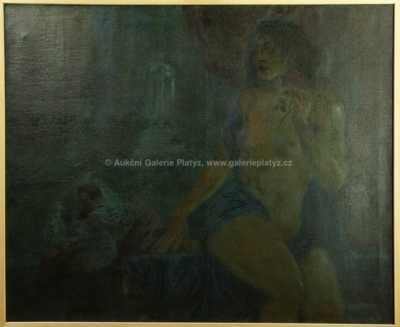 Karel Stroff - Noční souboj