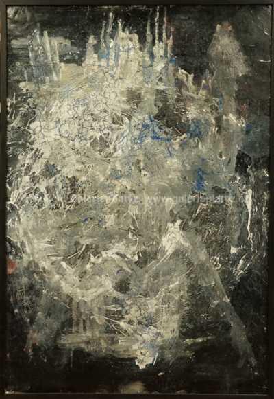 Jaroslav Vožniak - Bílá abstrakce