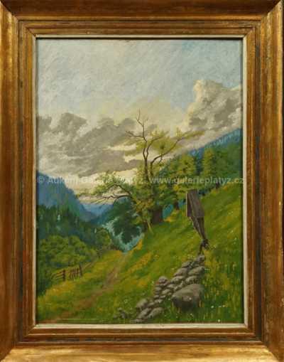 Josef Ullmann - Horská cesta