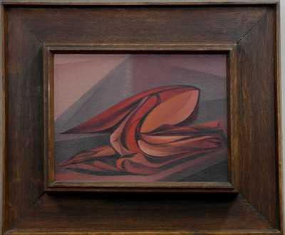 Josef  Istler - Surrealistické zátiší