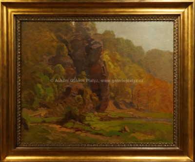 Roman Havelka - Údolí Dyje
