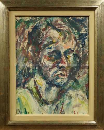 Václav Hejna - Portrét