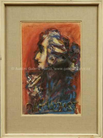 Jan  Bauch - Mozart