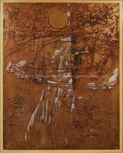 Jan Kristofori - Abstraktní kompozice