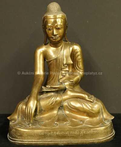 Autor neurčen - Buddha Šákjamuni