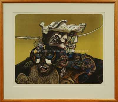 Josef Liesler - Satyr a dvojí tvář