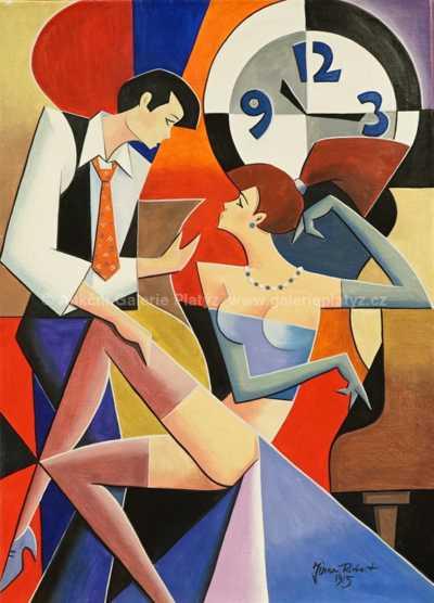 Robert Jiran - Schůzka u klavíru