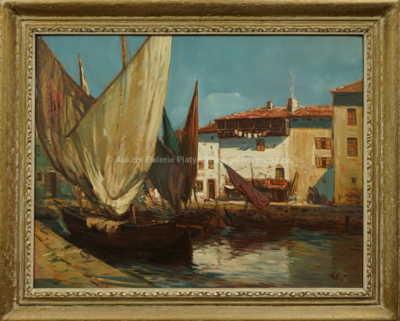 Rublič - Rybářský přístav