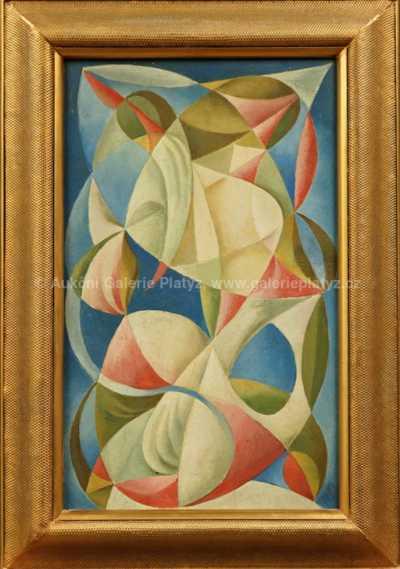 Jaroslav Veris (Zamazal) - Abstraktní tvary