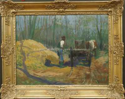 Antonín Hudeček - Lesní cestou