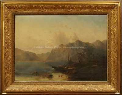 Neznačeno - Rybáři na břehu