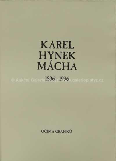 Autoři různí - K.H.Mácha očima grafiků