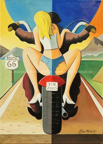 Robert Jiran - Route 66