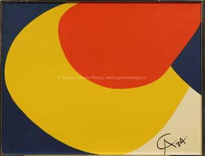 Alexander Calder - Convection
