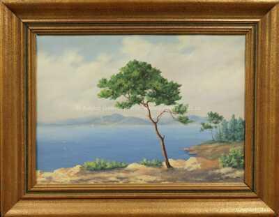 Alois Kohout - Chorvatské pobřeží