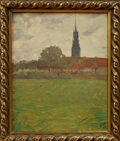 Georges Kars - Na kraji vesničky