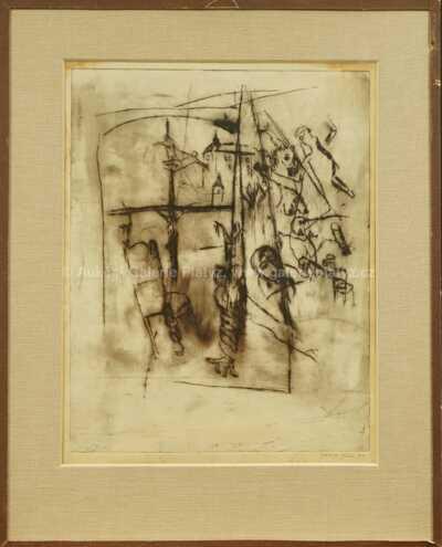 Josef Jíra - Na kříži