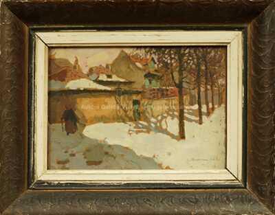 Gustav Macoun - Na starém městě
