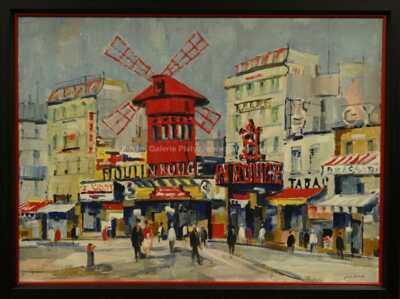 Jaroslav Kotas - Moulin Rouge