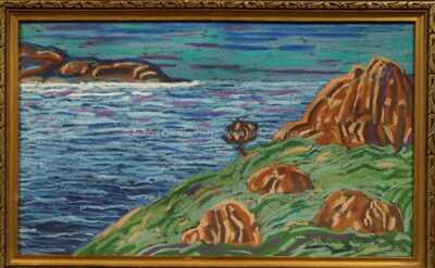 Alois Schneiderka - U moře