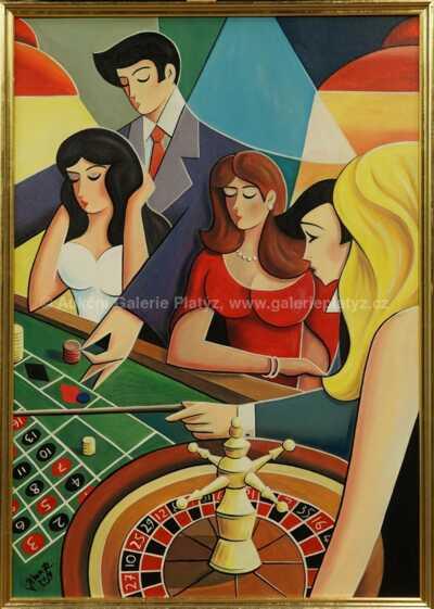 Robert Jiran - Casino