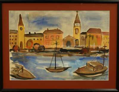 Josef Jíra - Z Benátek