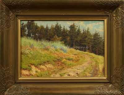 Vít Skála - Cesta k lesu