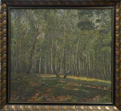 Josef Holub - Březový les