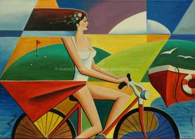 Robert Jiran - Cyklistka