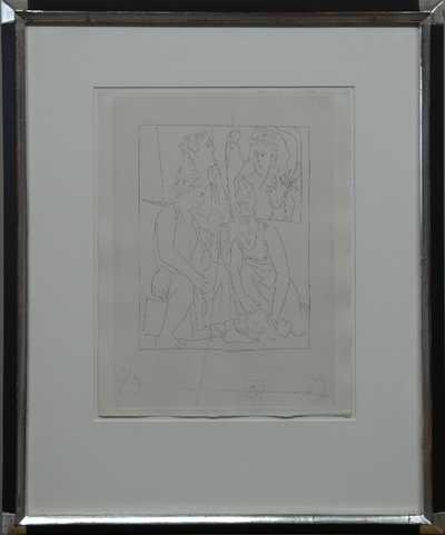 Pablo Picasso - Minyovny