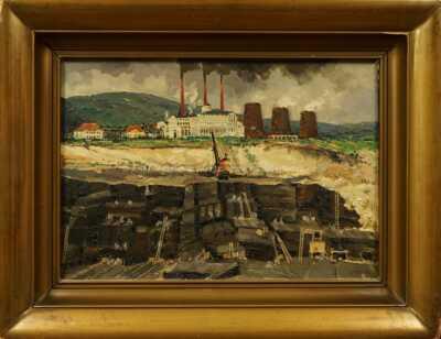 Čeněk Choděra - Ervěnická elektrárna